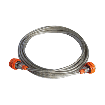 Braided 240V Extension Leads