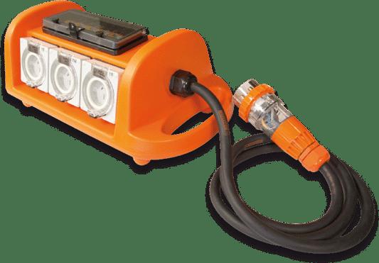 Portable Power Distribution by Bosbox